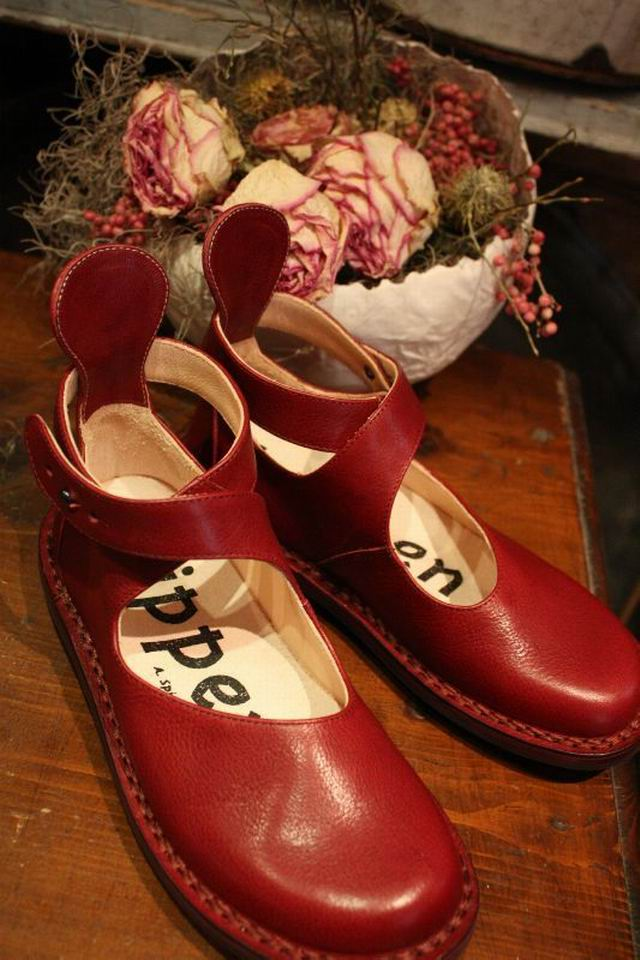Szép cipők Gabinak