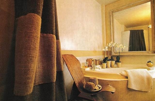 Fürödj toszkánai fürdőszobában