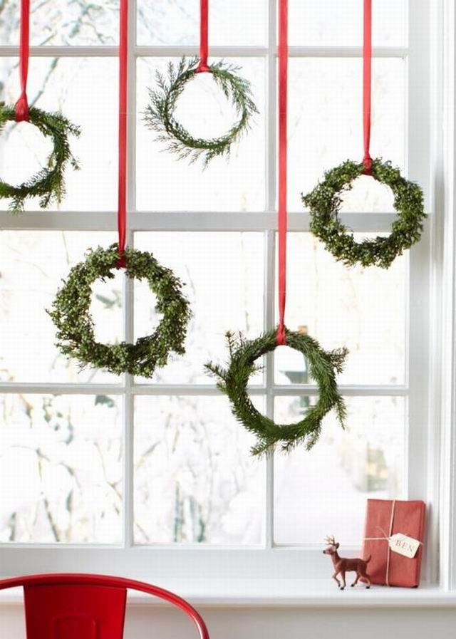 Kreatív karácsony: természet-adta dekorációk