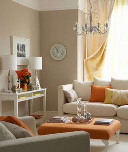 white and orange living room 3 sz 237 n amely felmeleg 237 ti a nappalit feng shui trend 22372