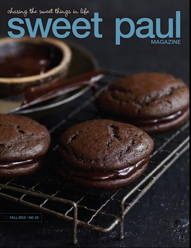 Sweet Paul magazin és forró csoki