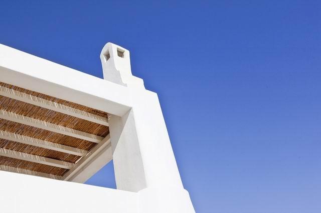 Görög letisztultság a tengerparton