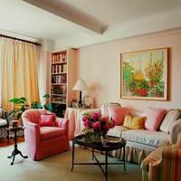 A legjobb színek kis nappaliba - 35 változat