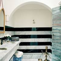 Kis fürdőszobák - a 36 legjobb
