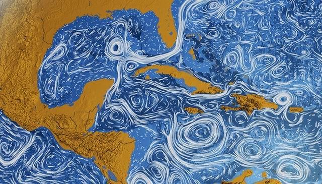 Flow, tengeri áramlatok