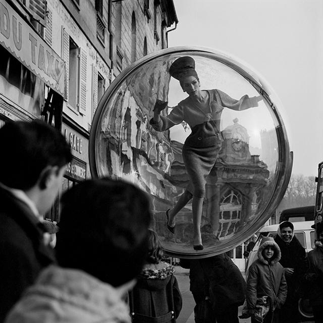 Divat a buborékban