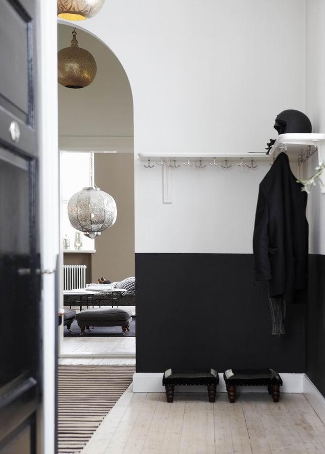 Igényes svéd lakás feng shuival