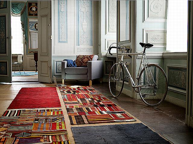 IKEA exkluzív: kilim kollekció!