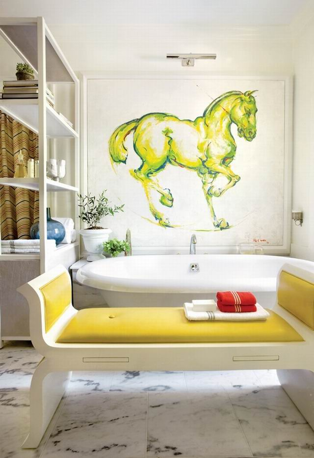 Így dekorálj a sárgával