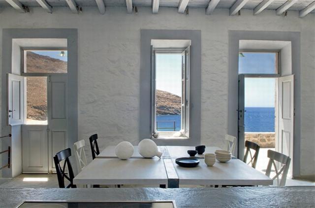 Görög szoba kilátással