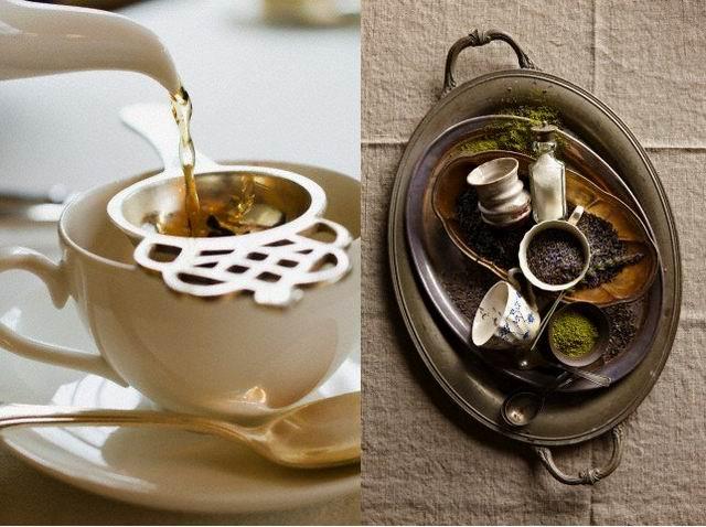 Egy finom tea? Igen.