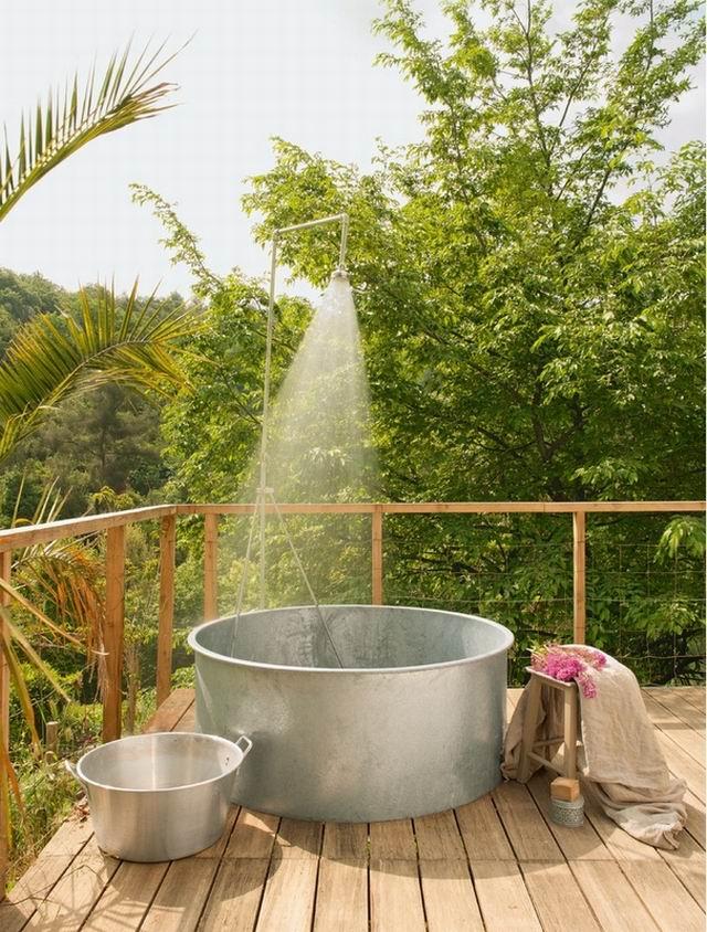 Kültéri zuhanyzók - a 36 legjobb