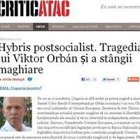 Orbán nem Chavez és nem is Thatcher