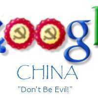 Kína rákeresett a Google-re