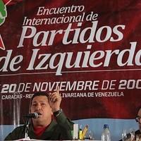 Chávez Ötödik Internacionálét szervez
