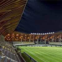 Felcsúti stadion - Mennyiségi Újságírásért Díj