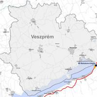 Veszprém megyében csak márciustól lesz útdíj
