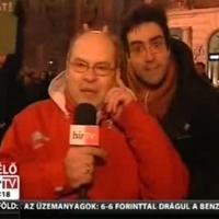 A Hír TV megtestesíti mindazt, ami ellen tüntetnek
