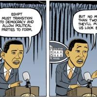 Nem vagyunk tahók a demokráciához