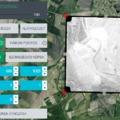 Légifelvételek georeferálása