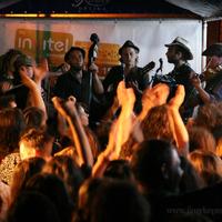 Veszprém Utcazene Fesztivál - 2008 - 3. nap: Caspian Hat Dance és a Zambra Mora