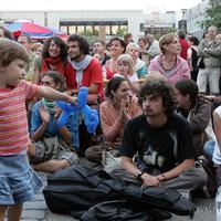 Veszprém - Utcazene Fesztivál -2008 - negyedik nap képei