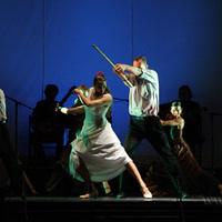 Veszprémi Nyári Fesztivál 2008: Flamenco - Lorca est - képek
