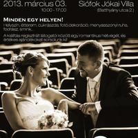 Esküvő kiállítás - Siófok 2013