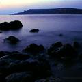 Málta - A Golden Sands hotel fényei
