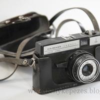 Eddig használt fényképezőgépeim