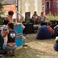 Veszprémi Utcazene Fesztivál 2010 - képek 10   Utcazenészek