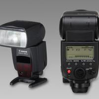 Canon Speedlite 580EX II vaku