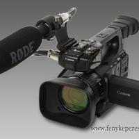 Canon XF100 - full HD videokamera