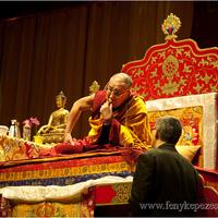 A Dalai Láma Budapesten 2010