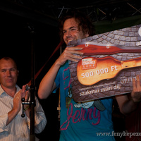 A 2010-es Utcazene Fesztivál győztesei