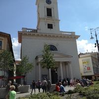 Kevés az érdeklődő a Bakáts téri zenés-vallásos fesztiválon