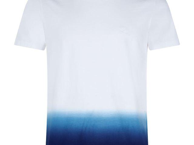 66acb8e80e Burberry Brit Ombré Effect T-Shirt