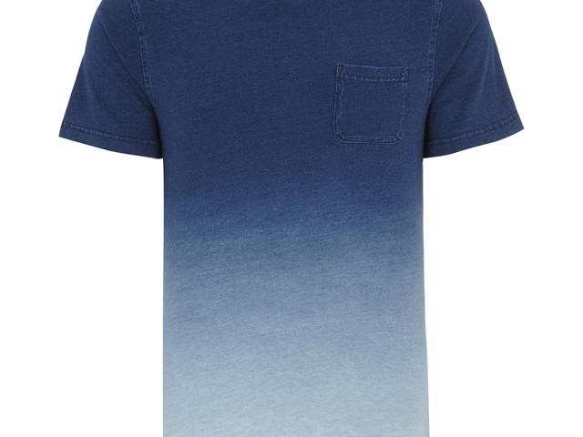 8ce6691c2b McNeal T-Shirt mit Brusttasche, Blau