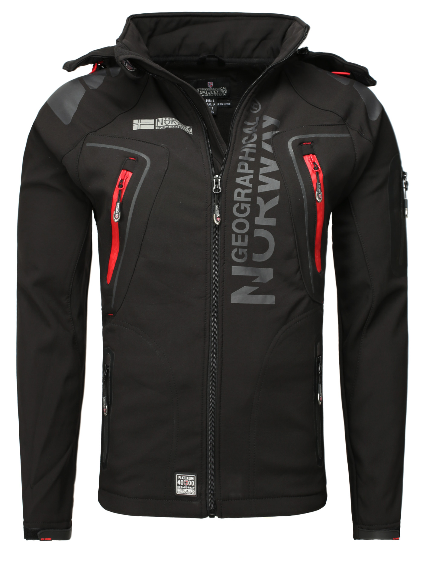 geographical norway softshell funktions outdoor jacket f rfidivat. Black Bedroom Furniture Sets. Home Design Ideas