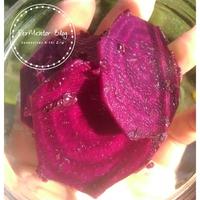 Savanyú cékla és fermentált céklachips