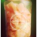 Laktofermentált citromos-fahéjas sárgadinnye