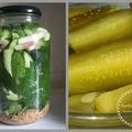 Görögszénás-mustármagos fermentált uborka
