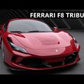 Ferrari F8 Tributo //OFFICIAL// Highlights & Features