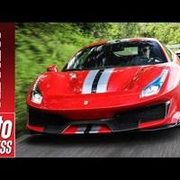New Ferrari 488 Pista review - on the limit in Ferrari's 710bhp 488 Pista
