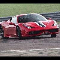 Ferrari 458 Speciale teszt (Autocar)