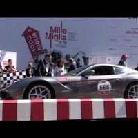 Ferrari Tribute to 1000 Miglia 2014