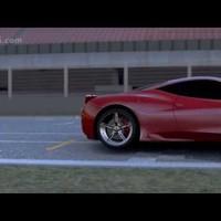 Ferrari 458 Speciale Focus on vehicle dynamics