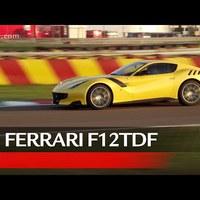 Ferrari F12tdf - Official Video