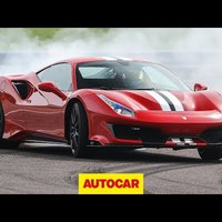 Ferrari 488 Pista 2019 review - 710bhp supercar on road and track | Autocar