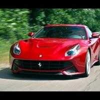 Ferrari F12 Berlinetta: The Grandest Tourer